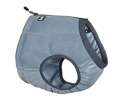 Hurtta HU931698 Collection Cooling Vest for Dogs Blue M Medium