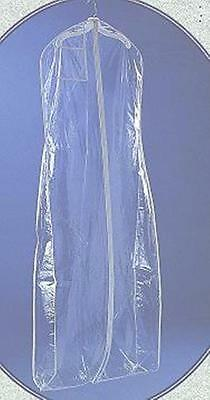 Clear Bridal Wedding Gown Dress Garment Bag
