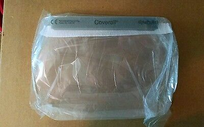 Alpha Pro Tech SHI 2807 Disposable Faceshield Assembly - Box of 25.