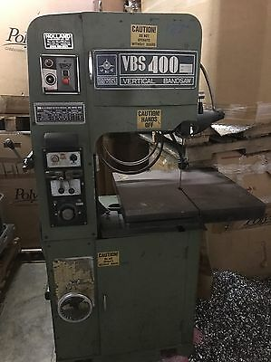 Vertical Band Saw Jet Equipment And Tools VBS-400