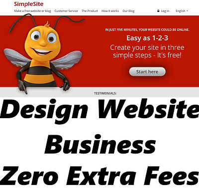 Website Design Business - Internet Based - Affiliate - For Sale - Fully Built