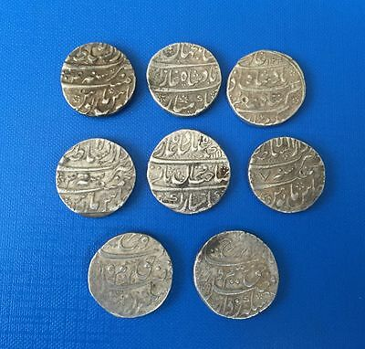 Islamic Dynasties lot of 8 coins