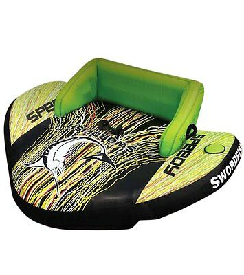 Ski tube Inflatable Speedy Chair + Rope Super Bubba Chariot