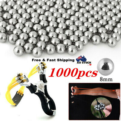 1000PCS Steel Replacement Parts 8mm Bike Bicycle Steel Ball Bearing