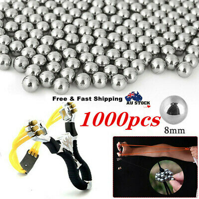 500PCS Steel Replacement Parts 8mm Bike Bicycle Steel Ball Bearing