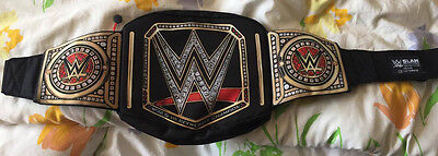 Loot Crate WWE Slam Crate Exclusive WWE Championship Title Belt Fanny Pack
