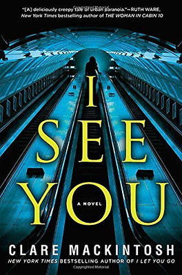 Mackintosh Clare-I See You  (US IMPORT)  HBOOK NEW