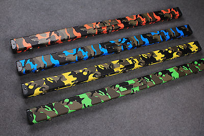 One Piece Camouflage Snooker Cue Case With 2 Slots #6589