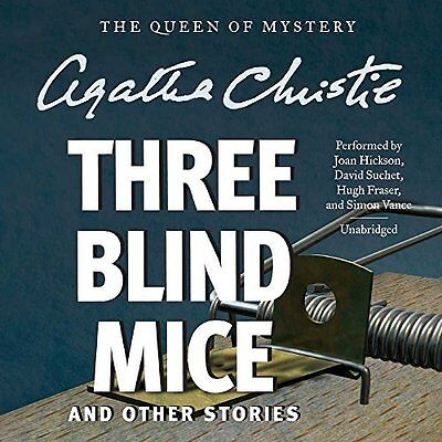 Christie Agatha/ Hickson Jo...-Three Blind Mice And Other St (US IMPORT)  CD NEW