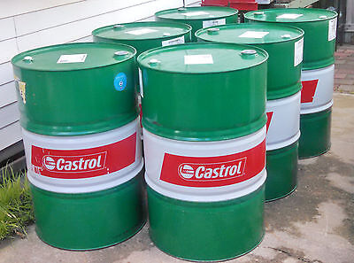 205 Litre (44Gal) Oil Drums - $5 each - Overstock Clearance Sale