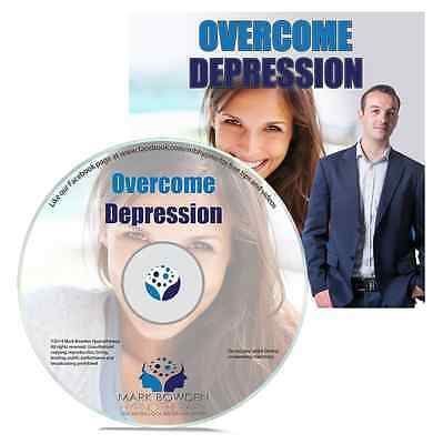 How to Deal With and Overcome Depression Hypnosis CD - Ease Feelings of Sadness,