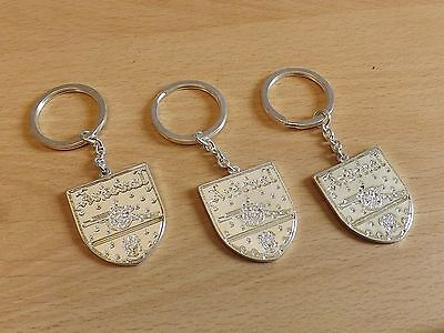 Arsenal Memorabilia- VIP GUEST 27/11/99 ARSENAL V DERBY COUNTY KEY RINGS