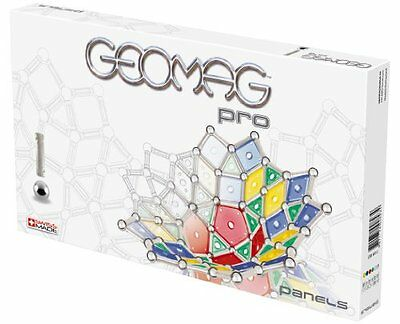 Geomag World Geomag Pro Panel 131 Piecesl 893 Magnet Building Toy from Japan New
