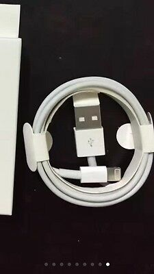 Wholesale Lot Of 10 Data Cable For Iphone 7, 7+ Oem