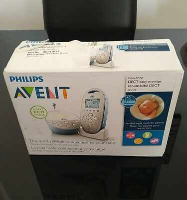 Baby monitor Philips Avent scd 570 NUOVO