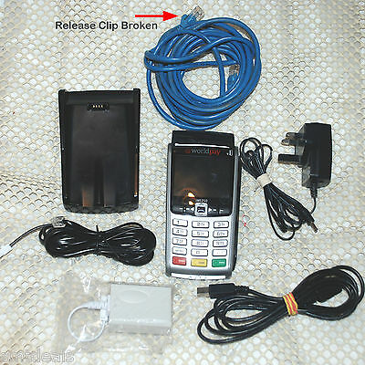 WP Card Payment Machine iWL250 & Bluetooth Dock ( ingenico IWL200 ) - Must Read