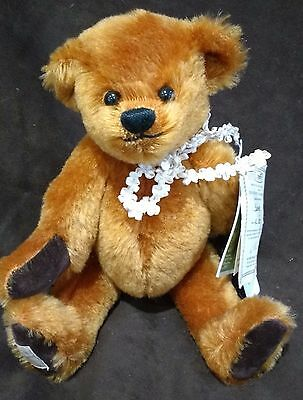 Deans Limited Edition Mohair Teddy Bear - Sparky -  No 42 Of 800 - New With Tags