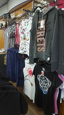 JOBLOT NEW mix 50 items ladies clothing hoodies jackets dresses tops trousers
