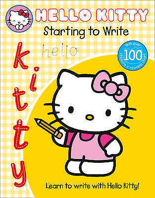 Learn with Hello Kitty: Starting to Write by HarperCollins-9780007477883-G005