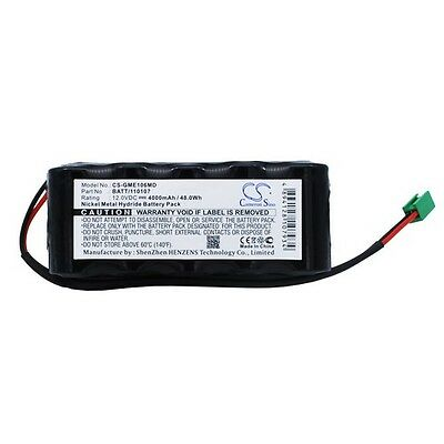 Replacement Battery For GE 120107