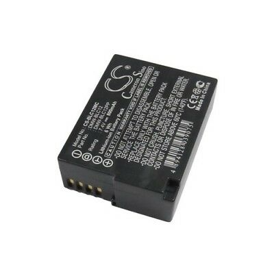 Replacement Battery For PANASONIC Lumix DMC-GH2K