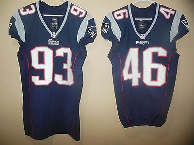 New England Patriots 2014 Game Nfl Football Jersey