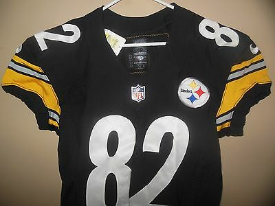 Pittsburgh Steelers Game Used 2014 Football Jersey