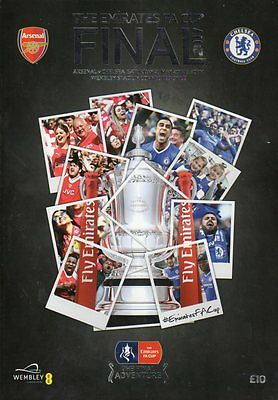 2017 FA Cup Final - Arsenal v Chelsea 27.5.2017
