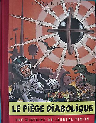 "BD Blake & Mortimer ""LE PIEGE DIABOLIQUE"" version journal Tintin"