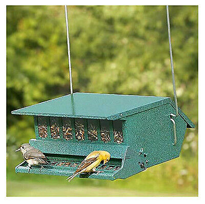 Kay Home Products 7511I Birds Choice Squirrel Proof Feeder