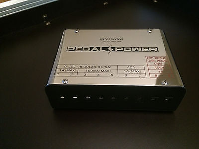 Biyang Pedal Power supply for guitar FX Multi Effects