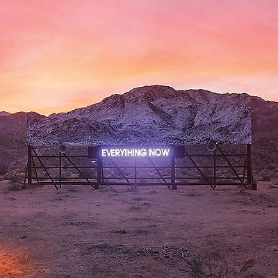 ARCADE FIRE Everything Now LP Day Version Nuovo