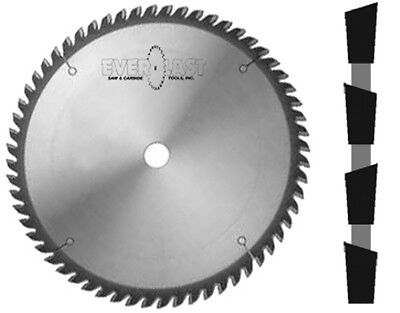 "12"" 60 tooth combination carbide industrial saw blade"
