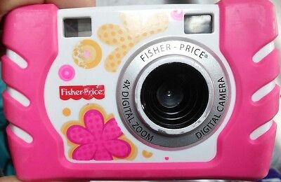 Fisher Price Digital Camera Internal Memory 4X Digital Zoom