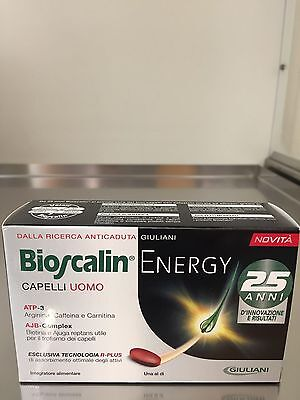 Bioscalin Energy Uomo 30 Compresse