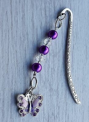 New Guardian Angel  Bookmark With  Charm  Novelty Gift Bookmarks