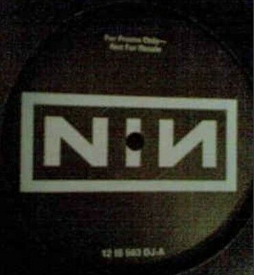 "RARE 1992 NINE INCH NAILS 12"" PROMO EP FIXED Island Coil Foetus NIN"