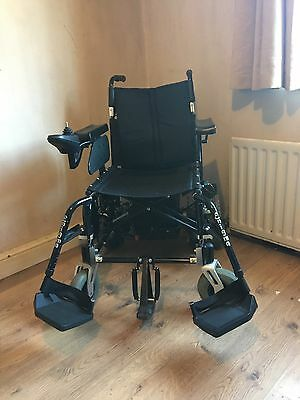 Wheeltech Enigma Energi Electric Wheelchair