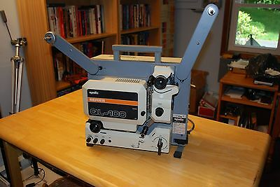 Apollo Model QL-100 16mm Sound Projector