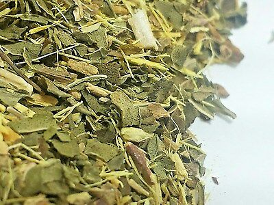 100% WILD HARVESTED PEPPERMINT & LIQUORICE 50g herbal loose dried herb Tea