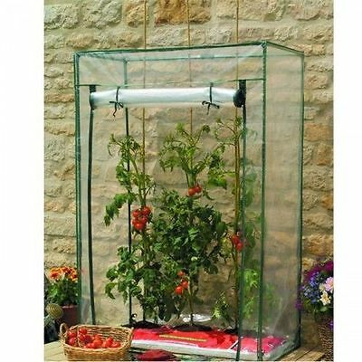 Growbag Greenhouse Tomato Grow House Cold Frame Mini Outdoor w/ Reinforced Cover
