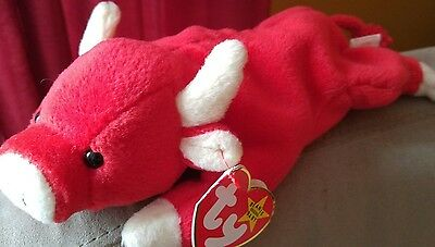 Snort beanie baby multiple ERRORS
