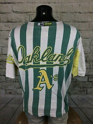 OAKLAND ATHLETICS T Shirt A's Campri True Vintage MLB Baseball Official License