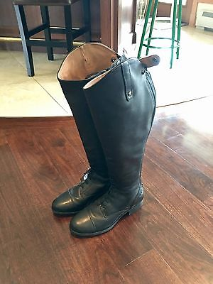 Ariat Heritage Contour Field riding Boot Extra Wide 8.5 - New with box/tags  XW
