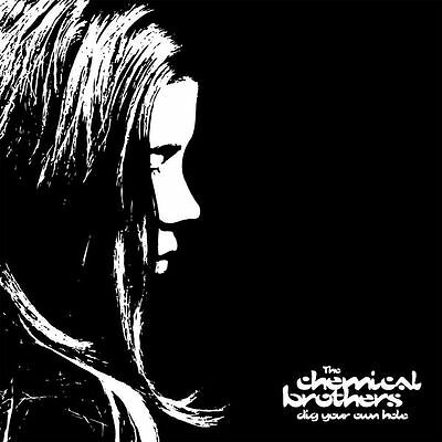 The Chemical Brothers - Dig Your Own Hole 20th Anniv - Sealed Silver Vinyl LP
