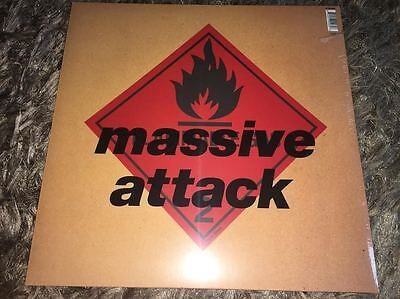 Massive Attack - Blue Lines - Sealed 180g Vinyl LP Unfinished Sympathy