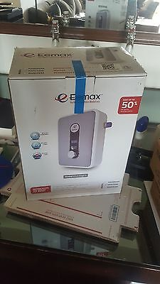 New in Box Eemax HA011240 Tankless Water Heater