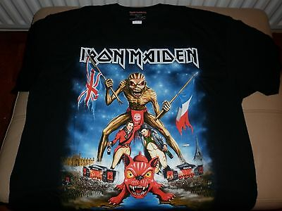Iron Maiden Download Event 2016 T Shirt XL