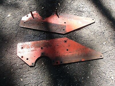 1971 Allis Chalmers 185 diesel tractor fender bracket LEFT OR RIGHT FREE SHIP