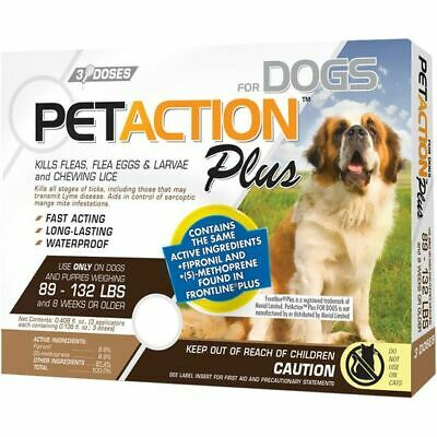 K9 Advantix II for Small Dogs 4-10 lbs, 6 month supply(damaged box)